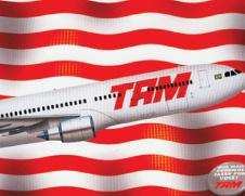 Tam - São Paulo-Miami